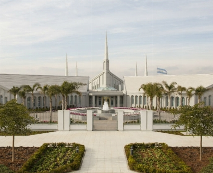 Mormon Temple - Some of our projects